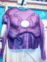 Iron Man - Padded shirt