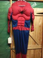 Spiderman - Red/Blue with padding