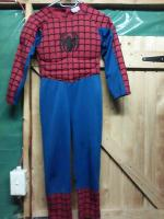 Spiderman - Age 8